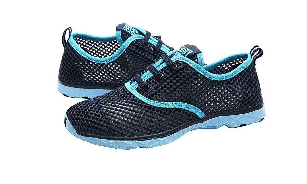 Aleader Women's Quick Drying Aqua Water Shoes Review