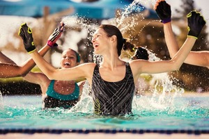 Introduction to Water Aerobics: Tips, Tricks and Exercises