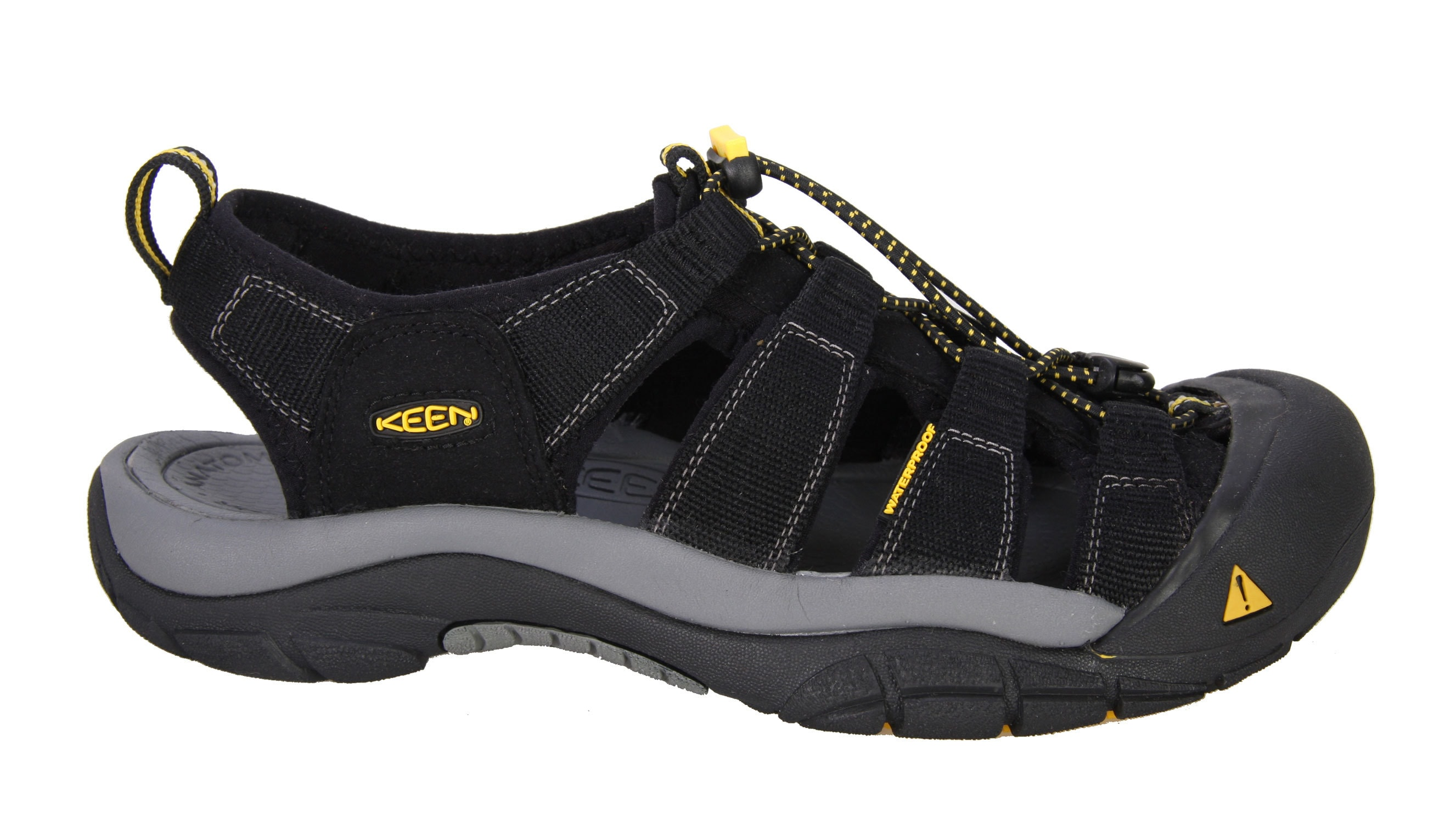 KEEN Men's Newport H2 Sandal: White Water Rafting