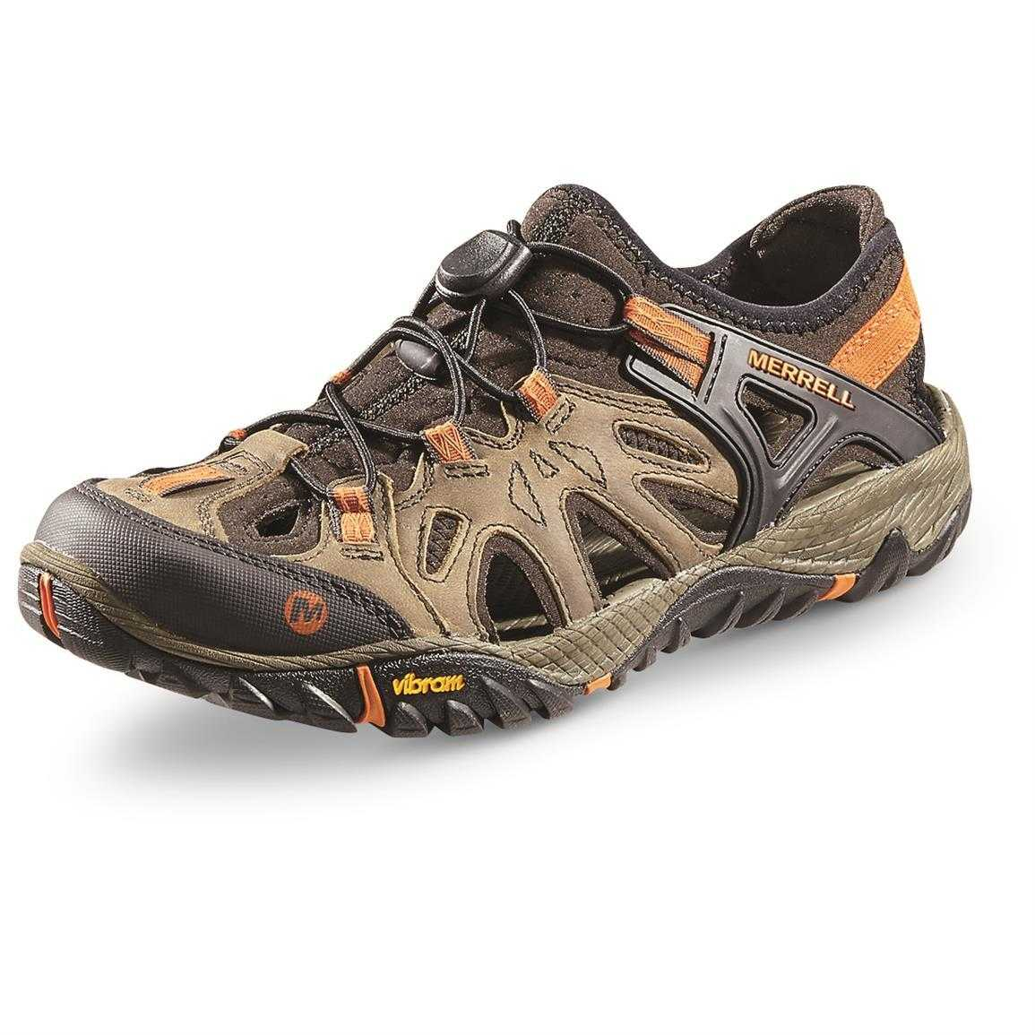 Merrell Men's All Out Blaze Sieve Water Shoe: Kayak Fishing