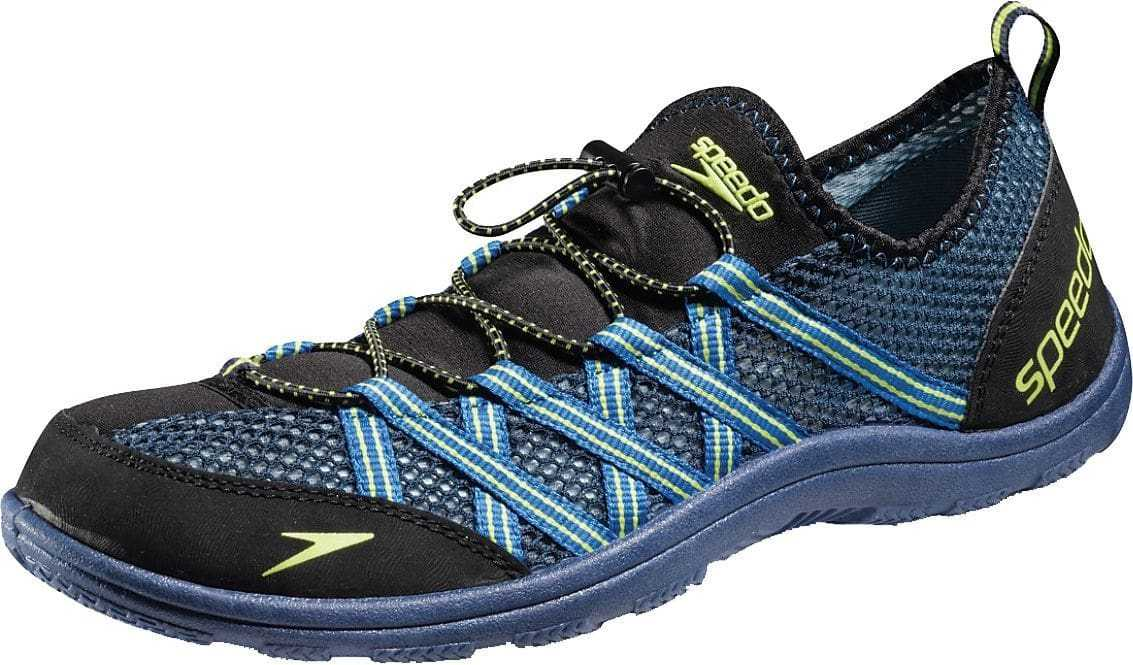 Speedo Men's Seaside Lace 4.0 Water Shoe: Kayak Fishing