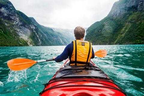 Best water shoes for kayaking