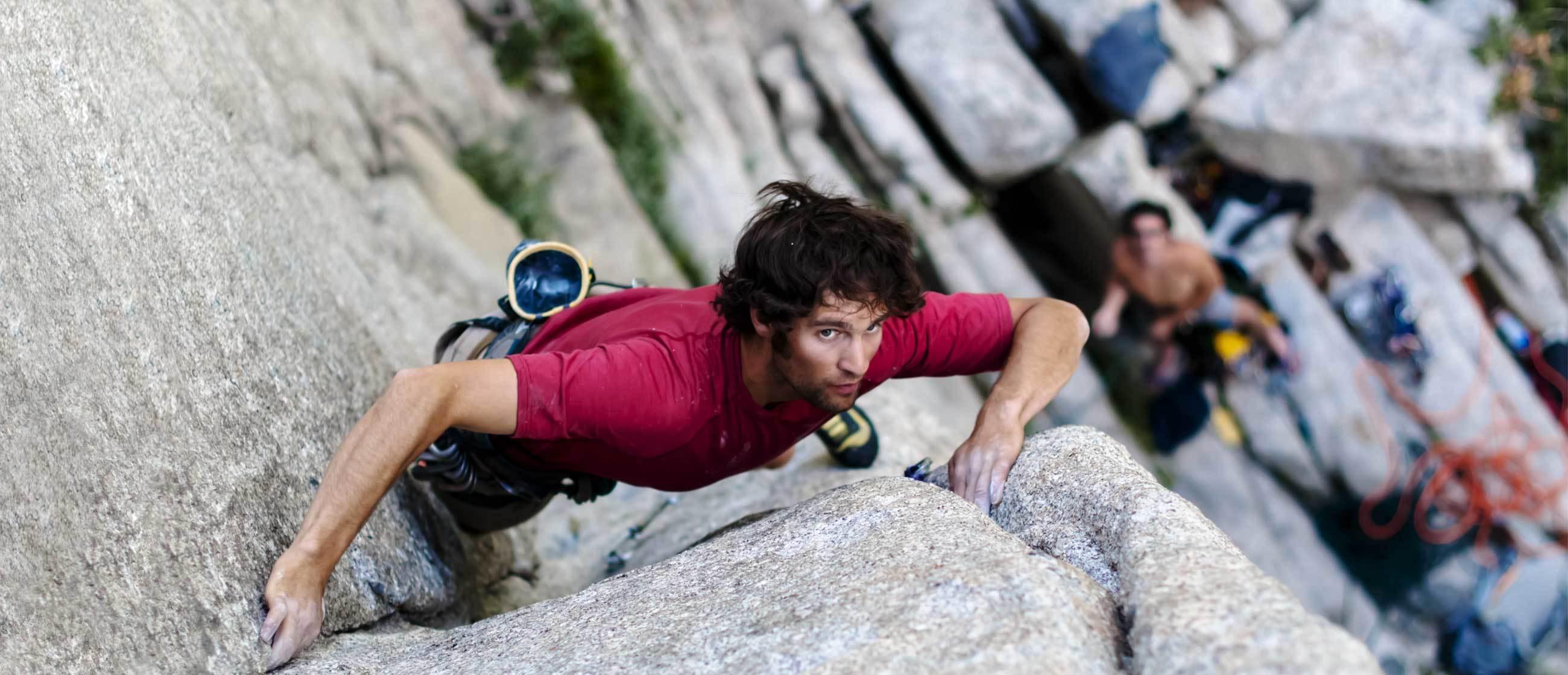 Best trad climbing