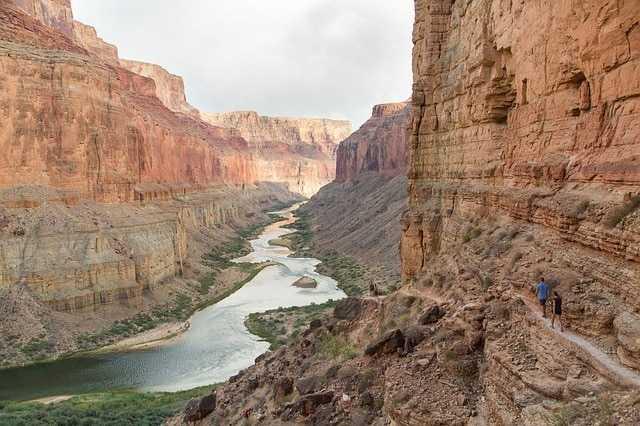 Taking on canyoneering