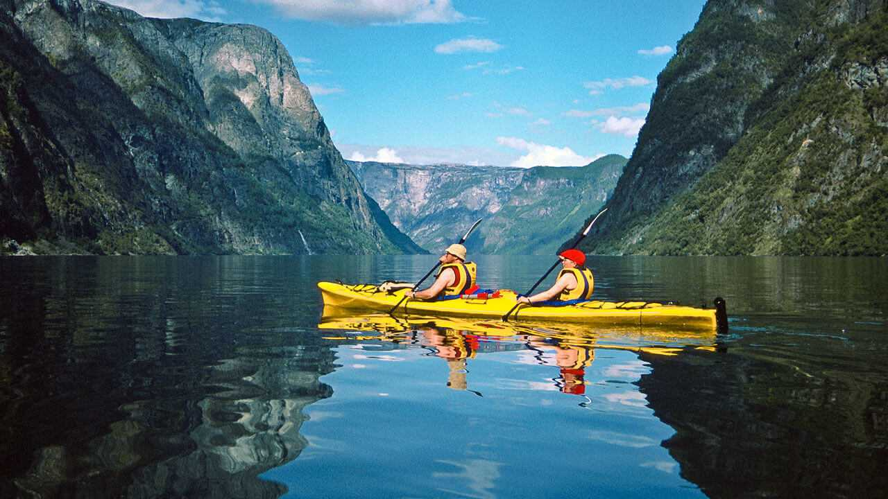 Best kayaking for beginners