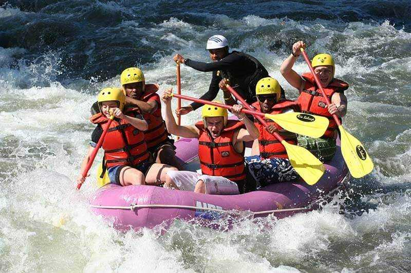 How to Get into Rafting if You are a Beginner