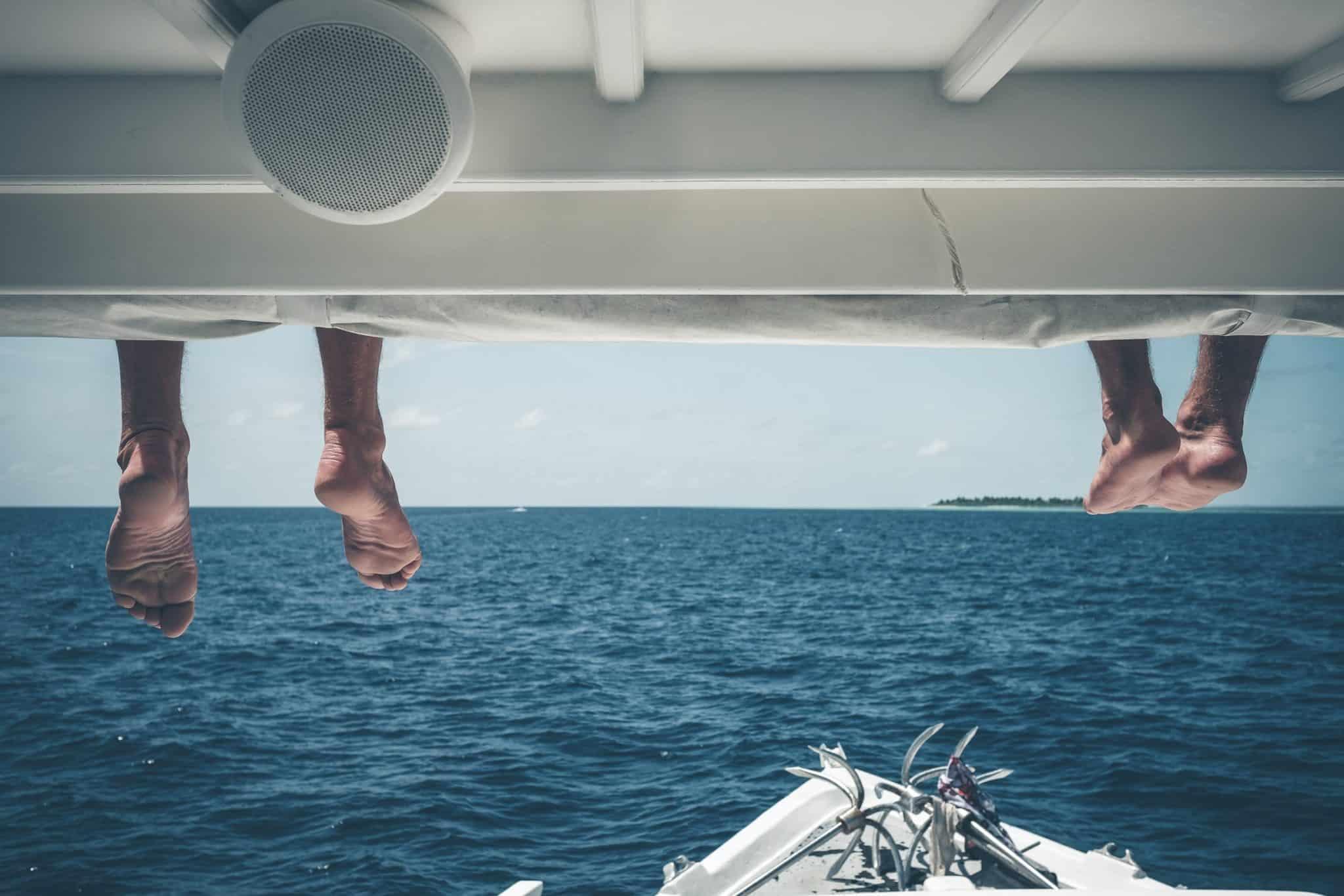 Choose boat shoes